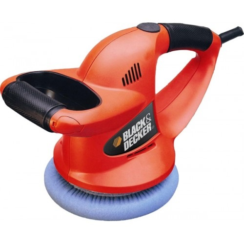 "Black and Decker Polisher 6"" 600w KP600-B1"