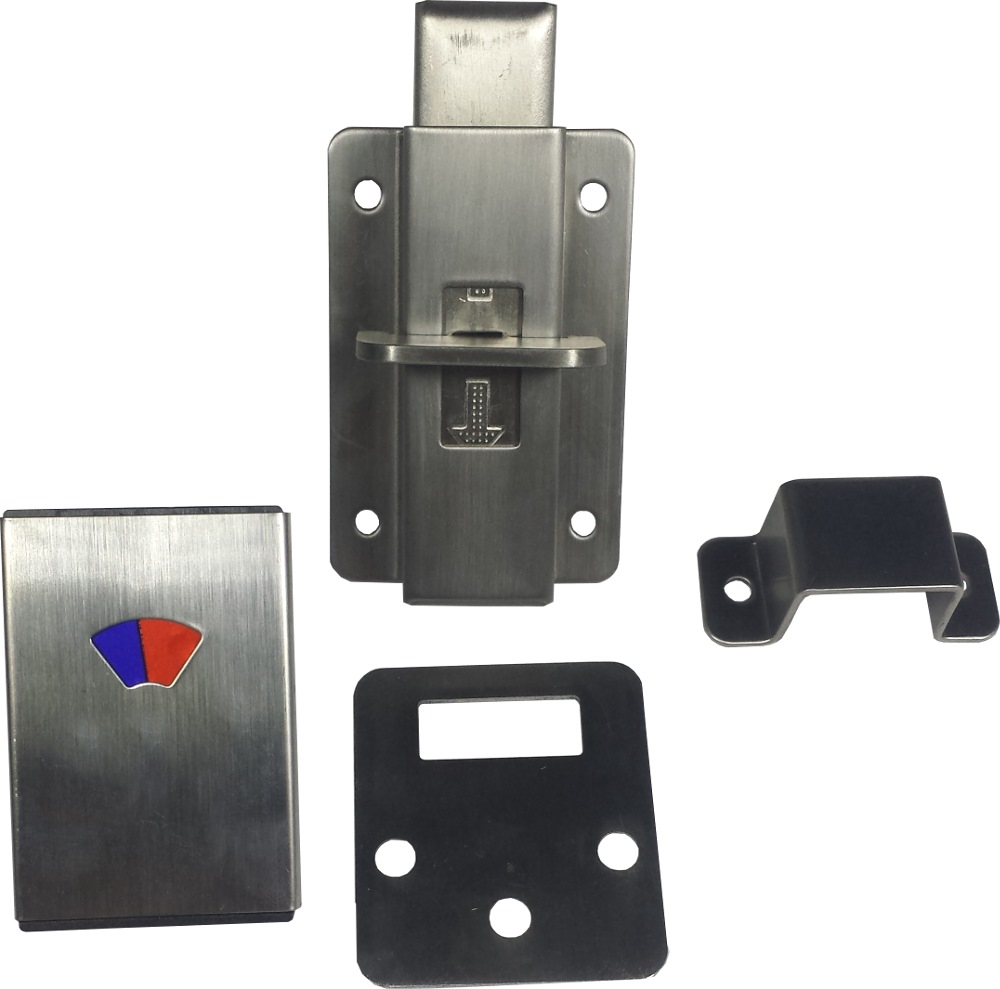 Ttas Stainless Steel Toilet Wc Indicated Latch-1100P