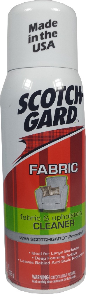 3m Scotchgard Fabric & Upholstery Cleaner 14oz-1014R