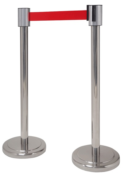 Horme Stainless Steel Q-pole With Belt