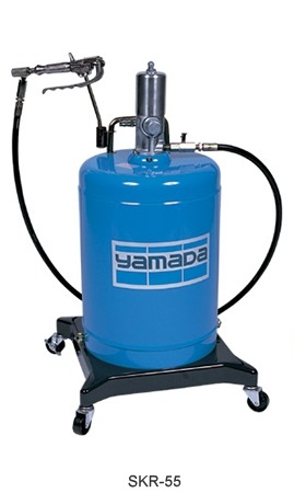 YAMADA PORTABLE GREASE LUBRICATOR - SKR55