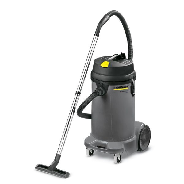 KARCHER WET AND DRY VACUUM CLEANER SINGLE MOTOR, 1380W, NT48/1