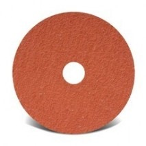 "BCL FIBER DISC CERAMIC TYPE 4""* 5/8"""