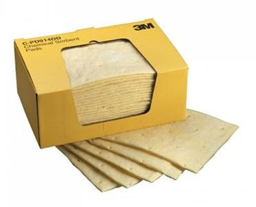 3m Oil Sorbent Pad C-PD914DD (25 Pieces / Box)