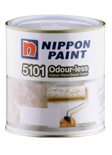 NIPPON PAINT 5101 ODOURLESS WATER-BASED WALL SEALER 20L
