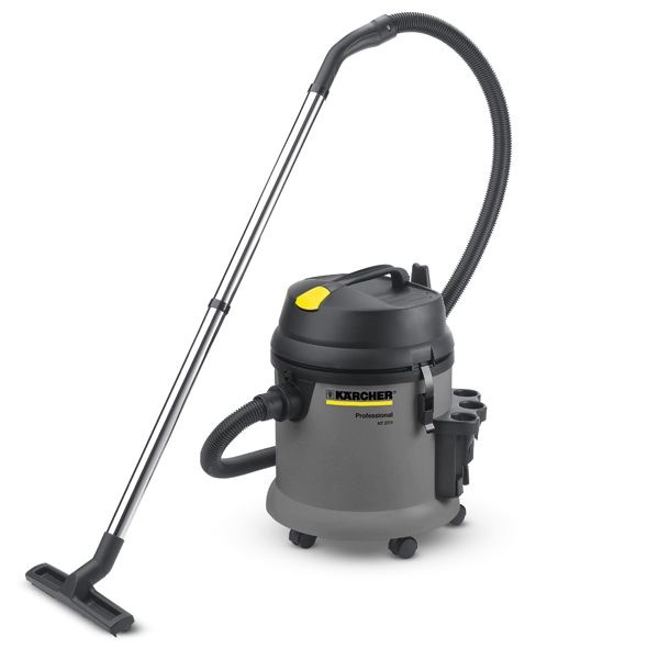 KARCHER WET AND DRY VACUUM CLEANER, 1380W, NT27/1