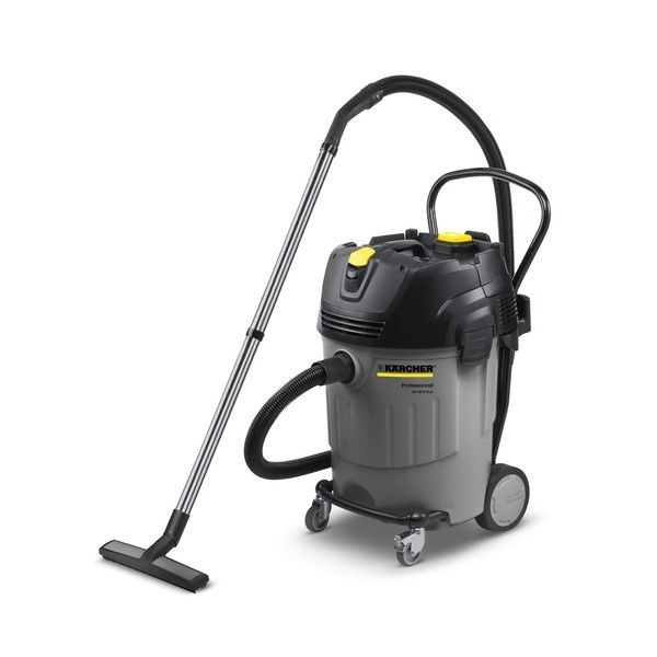 KARCHER WET AND DRY VACUUM CLEANER TWIN MOTOR, 2760W, NT65/2 AP