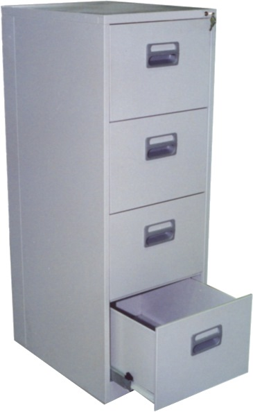 4 Drawer Filing Cabinet 404