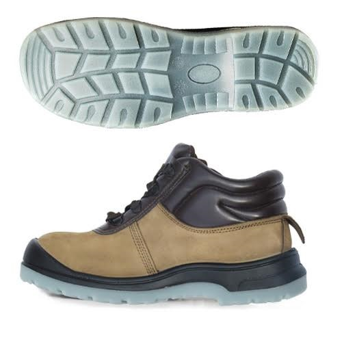 D&D SAFETY SHOE WEATHER PROOF, 09868 [S1-P]
