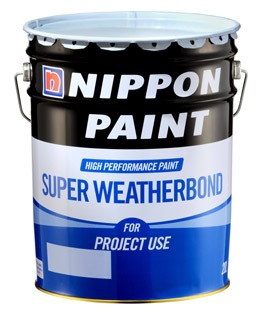 NIPPON PAINT SUPER WEATHERBOND SS345 20L
