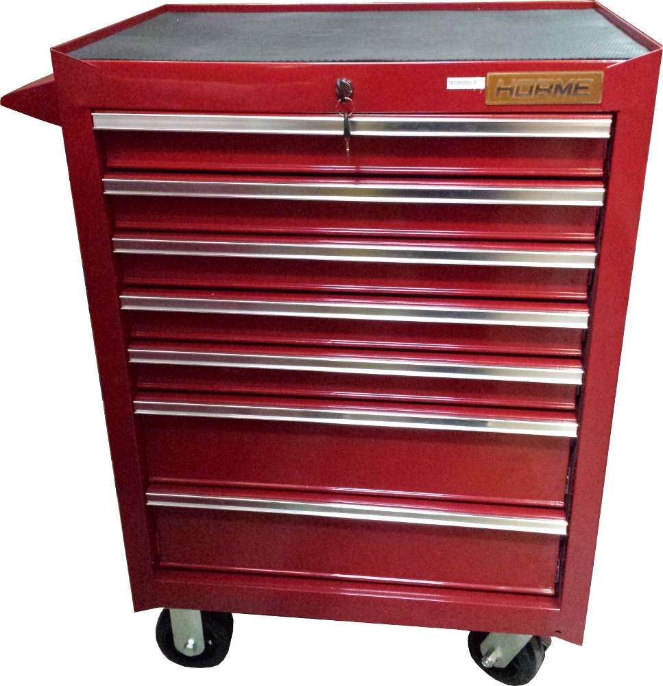 Horme Hd 7 Drawers Roller Cabinet TB2080BBS