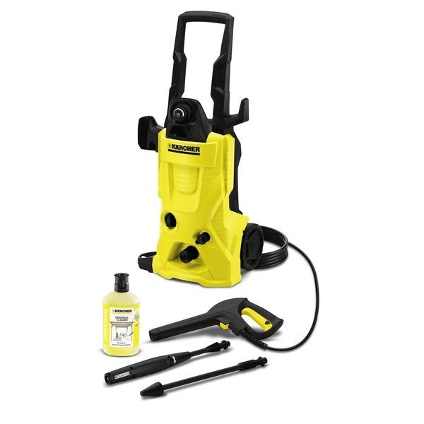 KARCHER 130 BAR HIGH PRESSURE WASHER, 1900W, K4