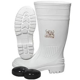 WAYNE WHITE SAFETY BOOT WITH TOE CAP WY1277
