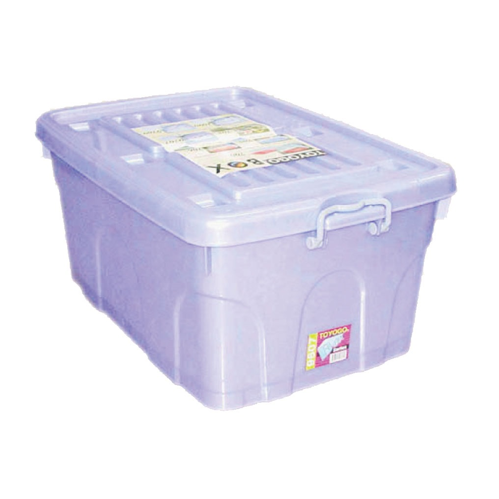 TOYOGO STORAGE BOX WITH COVER-9807
