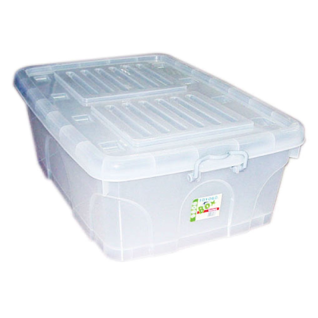TOYOGO STORAGE BOX WITH COVER-9808