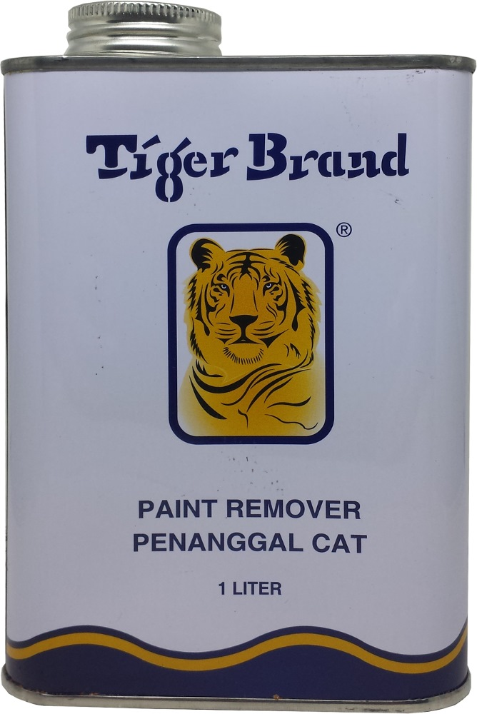 Tiger Paint Remover