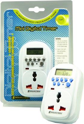 Soundtech Digital Timer Mdt269