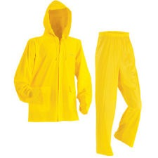 Dancel Jacket and Pants Pvc Raincoat DJP33