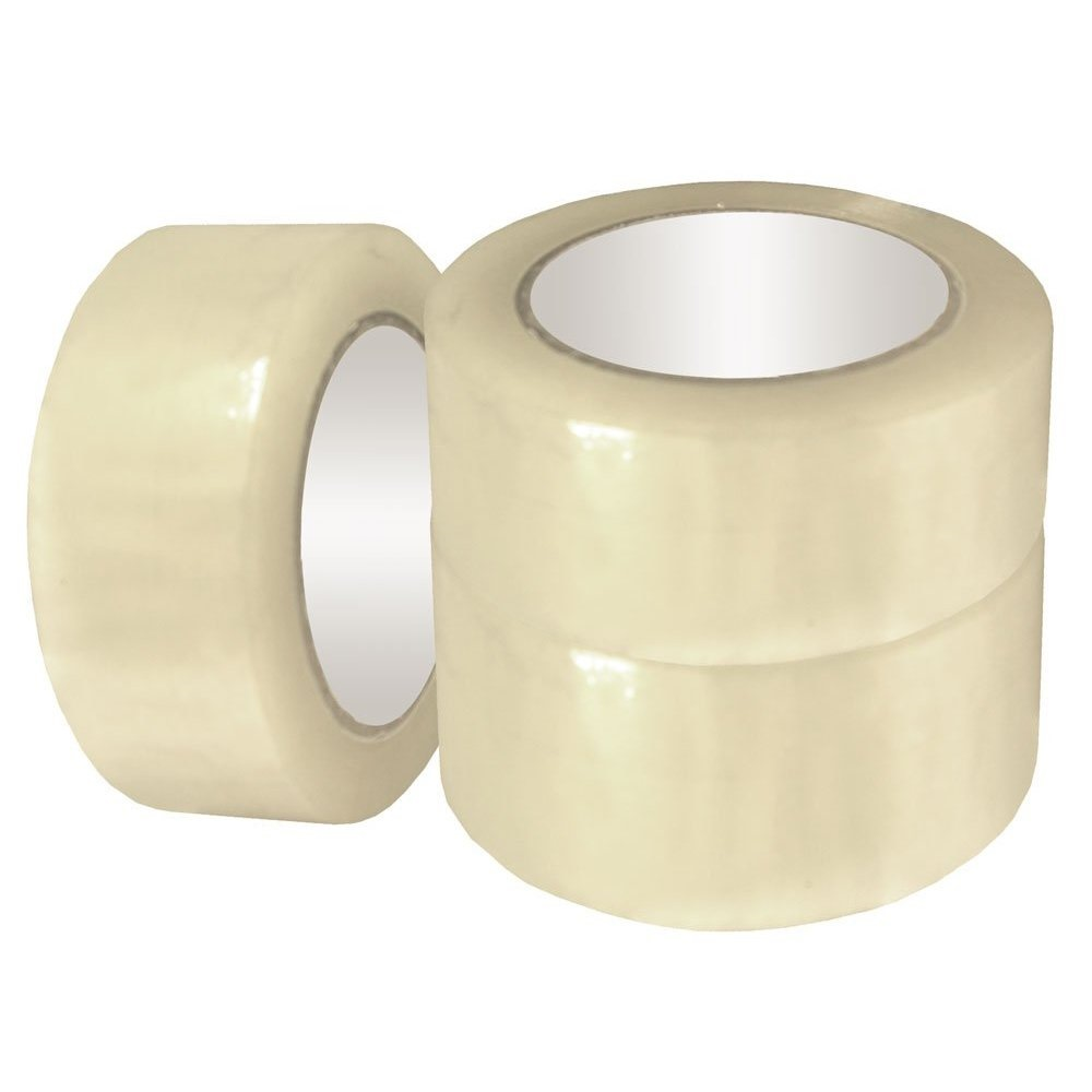 Hansman Clear Opp Tape HOTC80 (Box of 60 Rolls)
