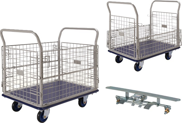PRESTAR NET TROLLEY 910X610MM 300KG NFS-307 W/BRAKE