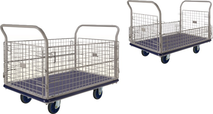Prestar Side Net Trolley Wheel NG407