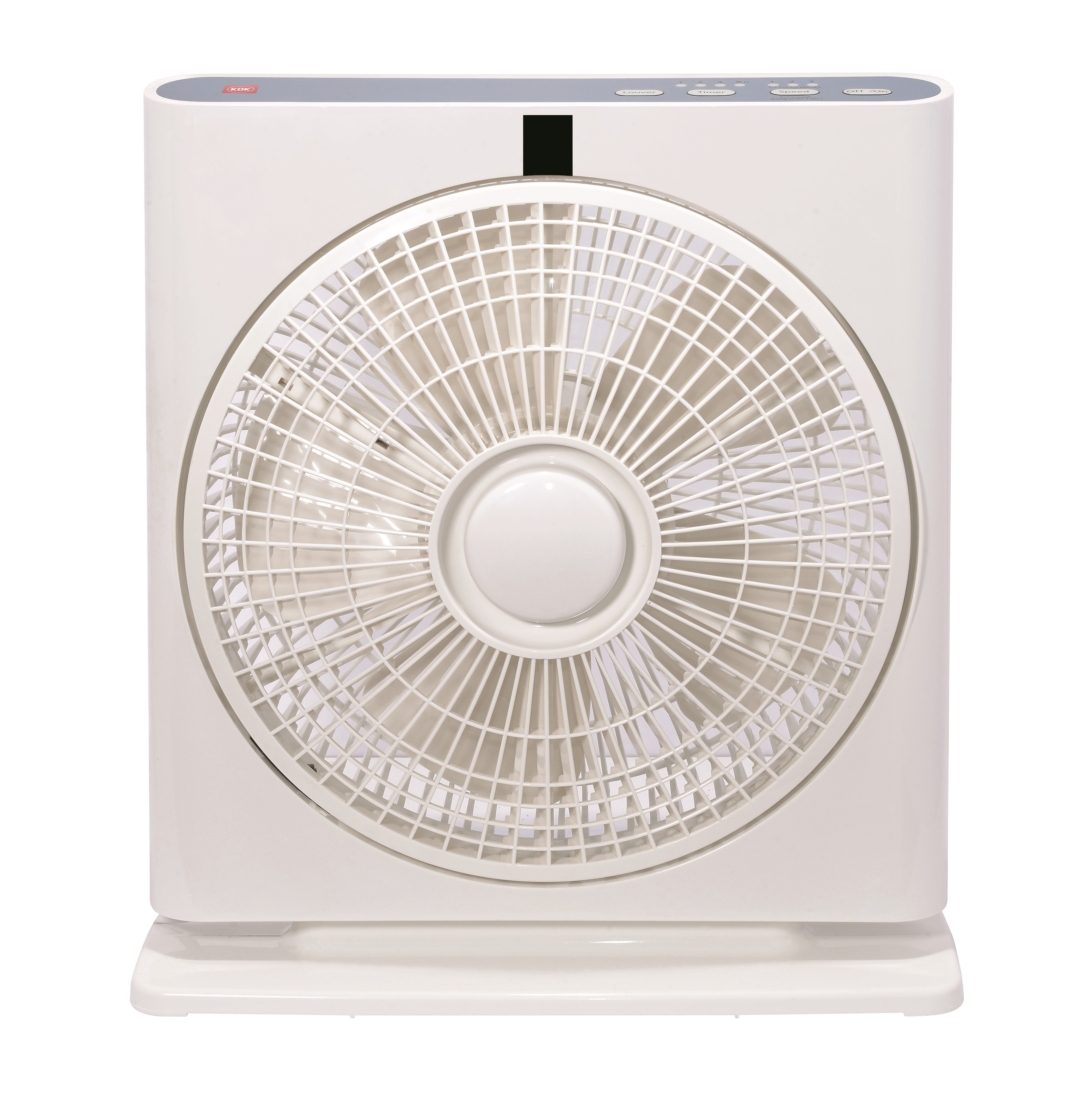 KDK ELECTRIC BOX FAN SD30H WITH REMOTE