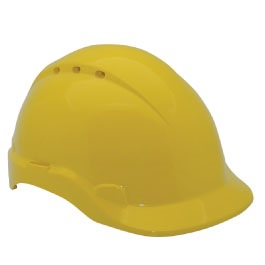 Quebee Safety Helmet AQM8 With Ratchet & Air Vent [EN397]