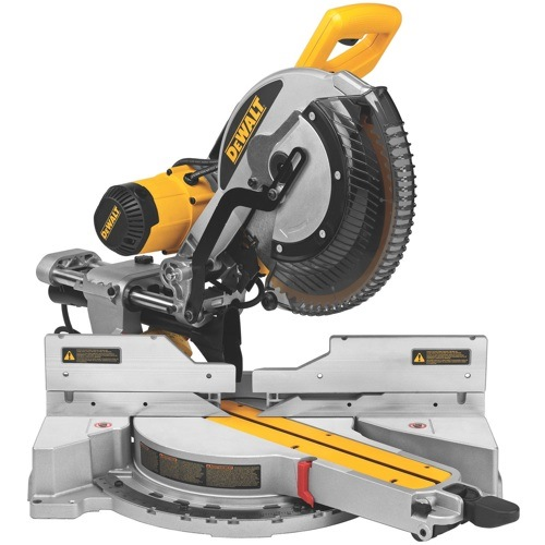 "DEWALT DOUBLE BEVEL COMPOUND MITRE SAW 12"",305MM DWS780"