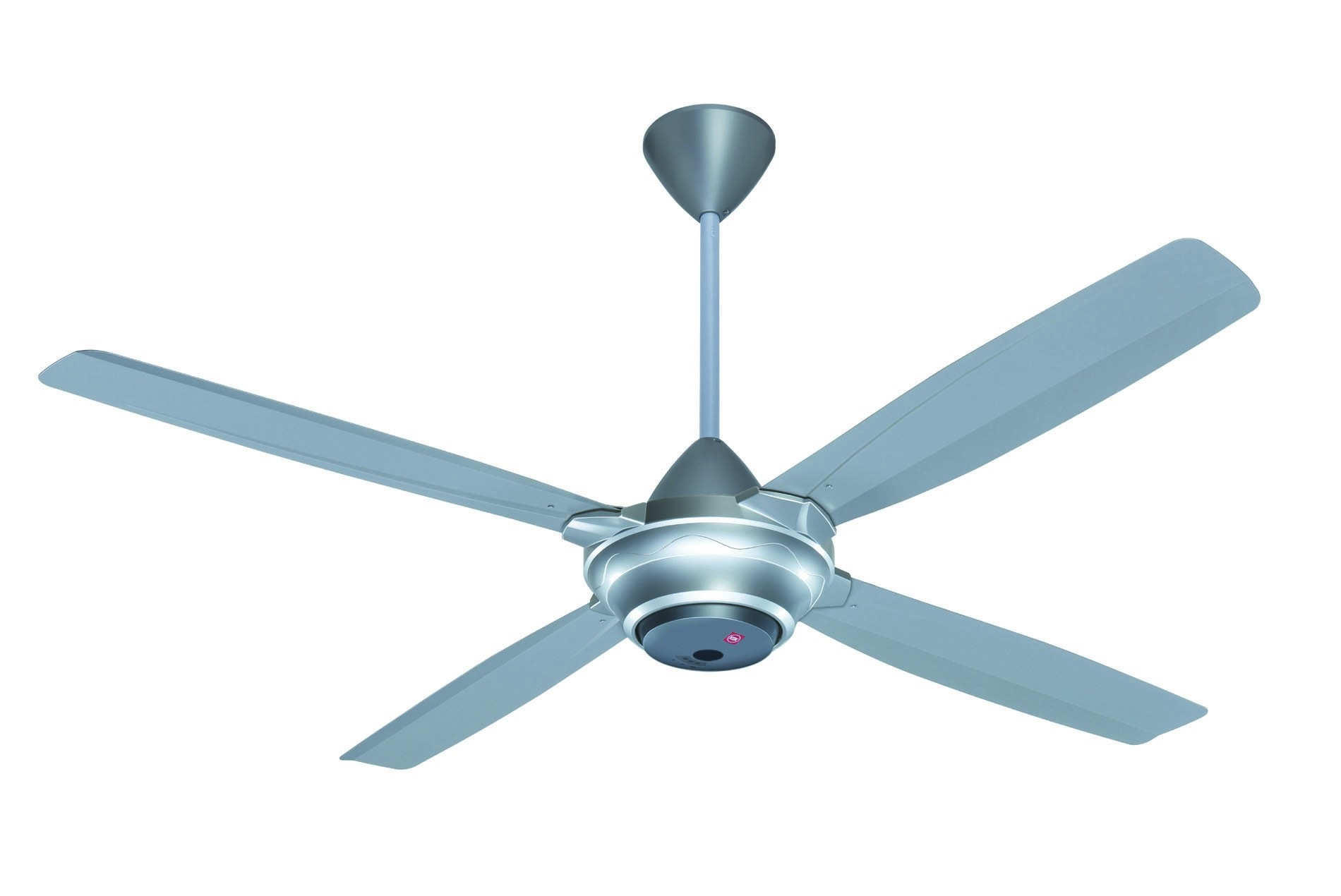 KDK 4 Blade Ceiling Fan 140CM With Remote, M56SR