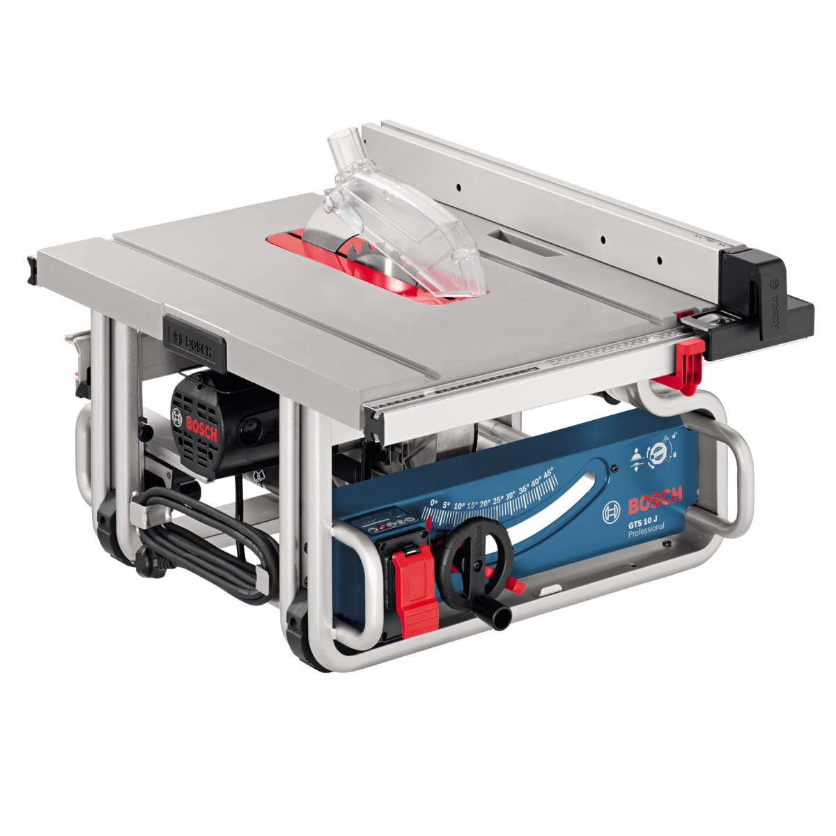 BOSCH 250MM TABLE SAW, 1800W, GTS10J