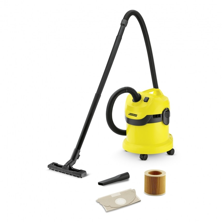 KARCHER WET AND DRY VACUUM CLEANER WD2