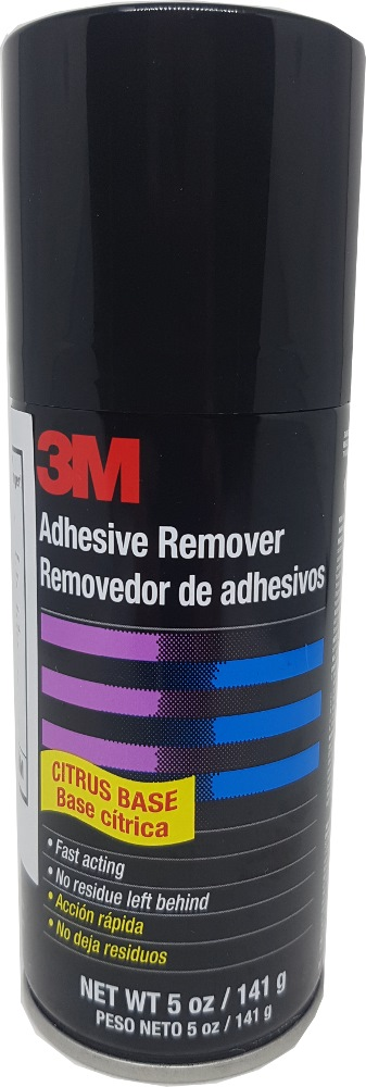 3m Adhesive Remover Citrus Base 6040