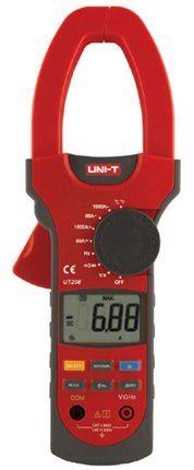 Uni-T Digital Clamp Multimeter UT208