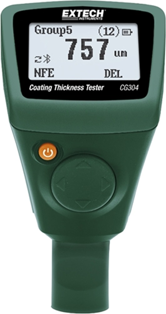 EXTECH COATING THICKNESS TESTER WITH BLUETOOTH CG304