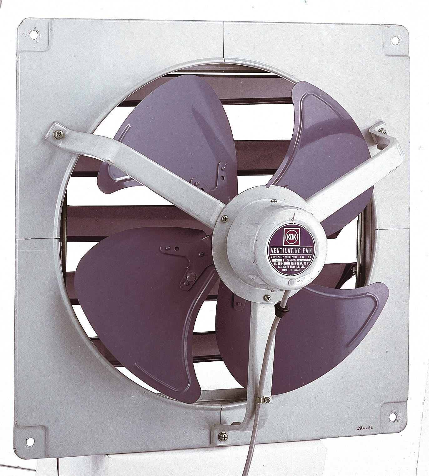 KDK WALL MOUNT INDUSTRIAL VENTILATING FAN 50AEQ2