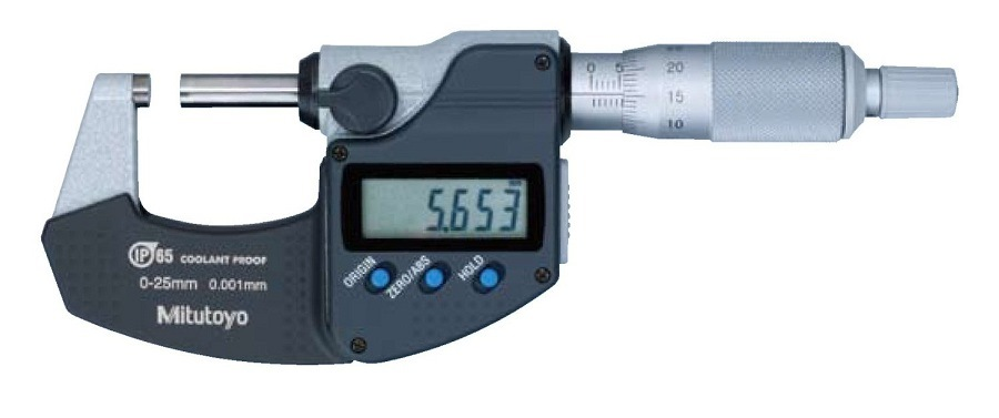 MITUTOYO SERIES 293 COOLANT PROOF MICROMETER