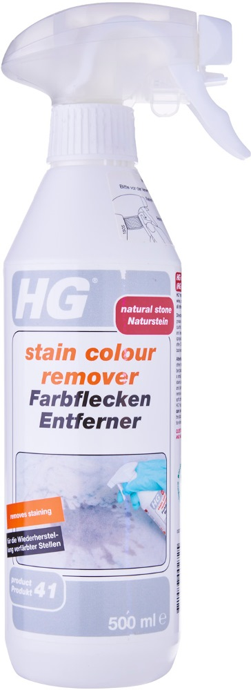 HG STAIN COLOUR REMOVER HG227-500ML
