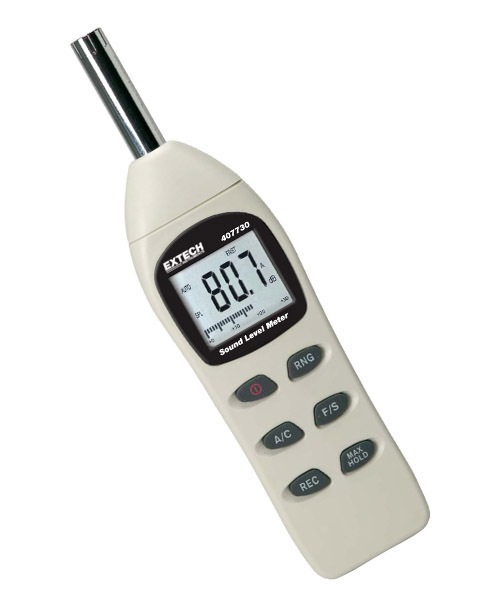Extech Digital Sound Level Meter 407730