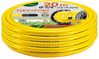 CLABER FLEXYFORT HOSE 15 -19MM 9071