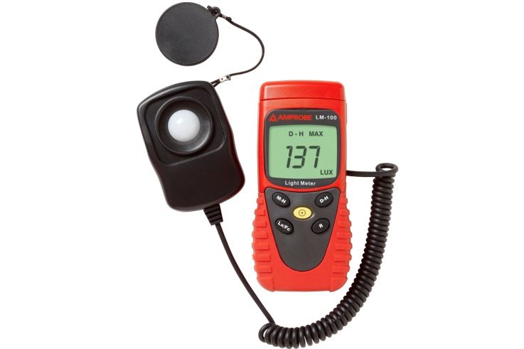 Amprobe Light Meter Manual Ranging LM100