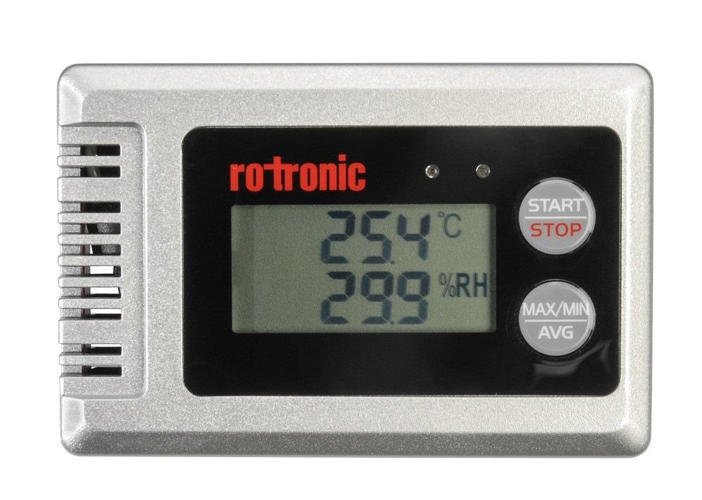 Rotronic Temperture Data Logger TL-1D