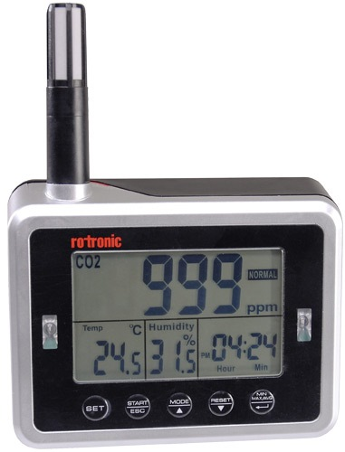 ROTRONIC TEMPERTURE & HUMIDITY DATA LOGGER CL11