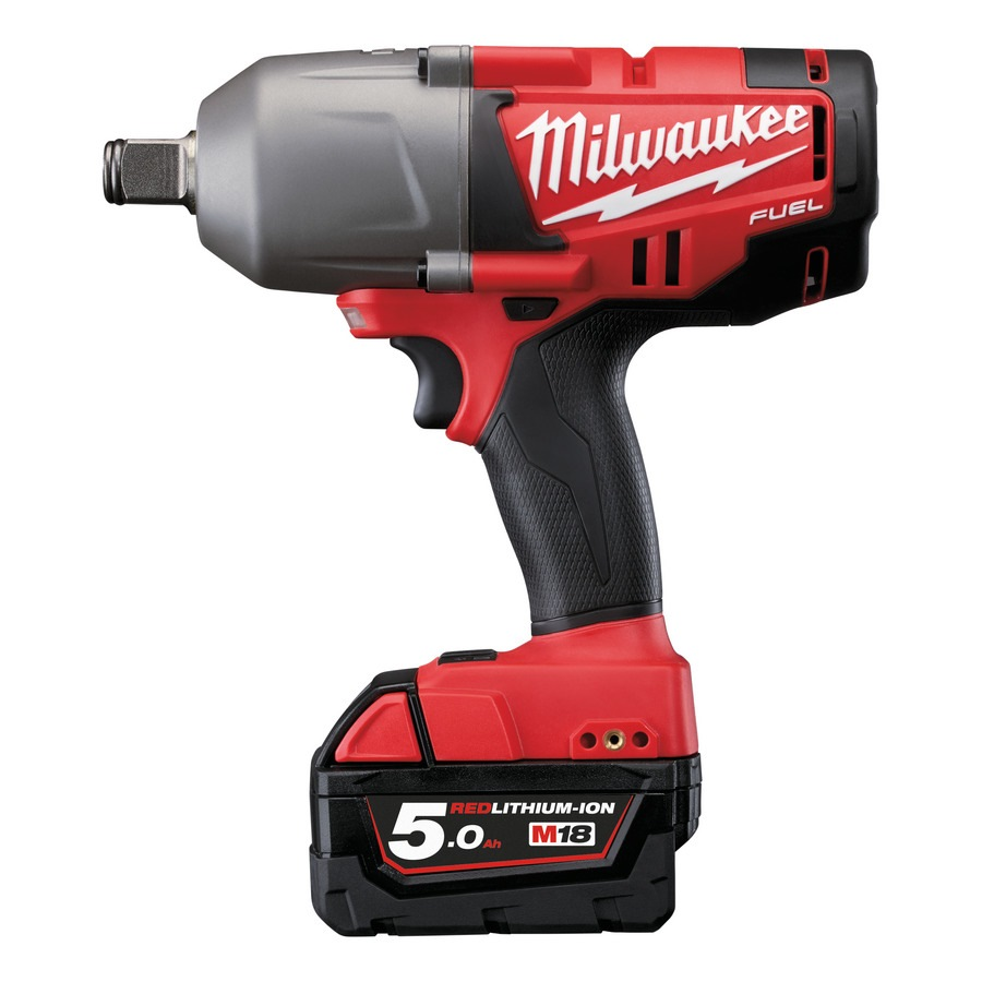 MILWAUKEE 18V 4.0AH LI-ION BRUSHLESS IMPACT WRENCH, M18CHIWF34