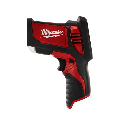 MILWAUKEE LASER TEMP GUN CORDLESS LI-ION 12V THERMOMETER 2276-20 (BARE UNIT)