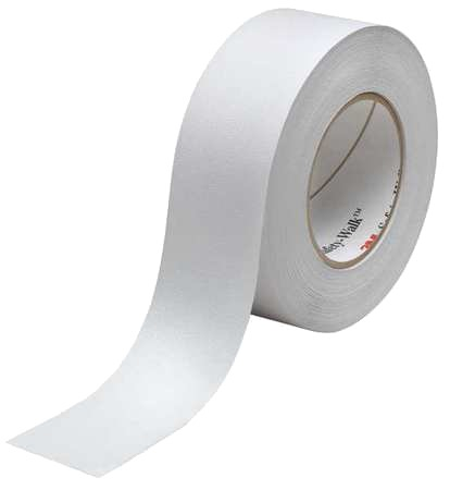 "3M SAFETY WALK FINE RESILIENT CLEAR TAPE 220 2""X60'"