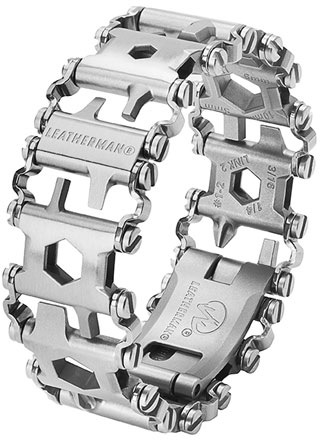LEATHERMAN TREAD MULTITOOL STAINLESS STEEL