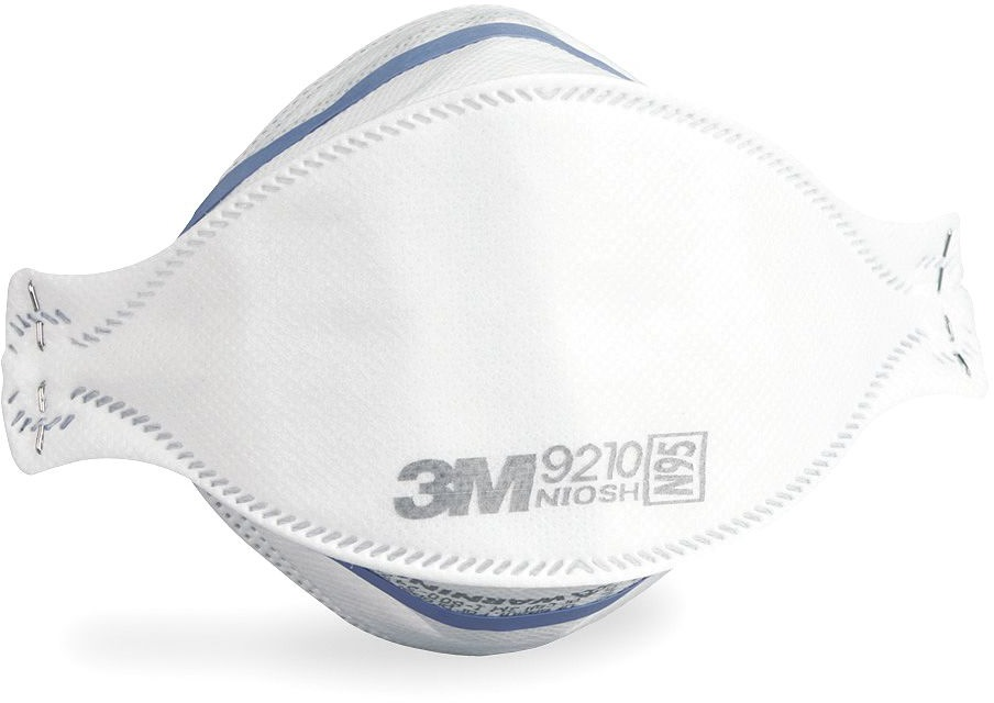 3M RESPIRATOR N95 MASK -9210 20PCS/BOX