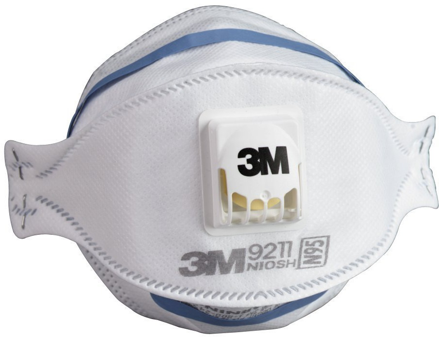 3M RESPIRATOR N95 MASK -9211 (10PCS/BOX)