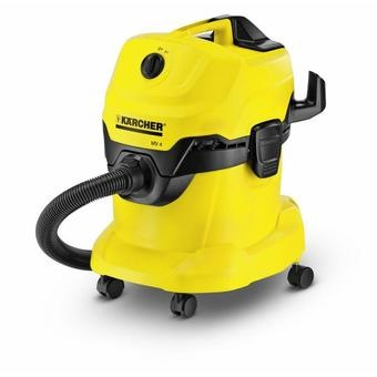 KARCHER WET AND DRY VACUUM CLEANER WD4