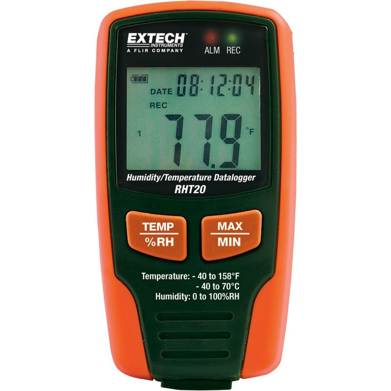 EXTECH RHT20 DIGITAL ROOM THERMOMETER